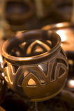 Bacias decorativas cerâmicas fotos de stock royalty free
