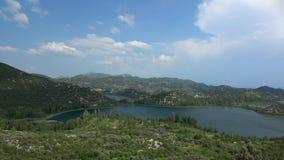Bacina jeziora, Chorwacja zdjęcie wideo