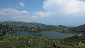 Bacina jeziora, Chorwacja zbiory