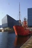 Bacino del Albert - Liverpool - Inghilterra Fotografia Stock