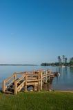 Bacino del Murray del lago un giorno libero Fotografia Stock Libera da Diritti