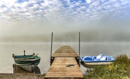 Bacino della barca (2) Fotografie Stock