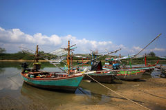 Bacino della barca (2) Fotografia Stock