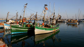 Bacino della nave fotografia stock libera da diritti
