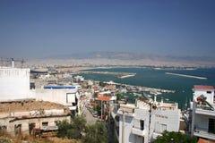Bacino di Attica, Atene, Grecia Fotografia Stock
