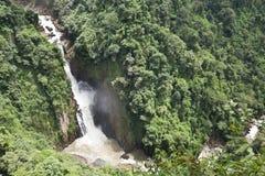 Bacino di fiume Haew Narok, Tailandia Immagini Stock Libere da Diritti