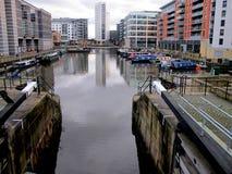 Bacino di Leeds fotografia stock
