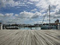 Bacino di Miami Fotografie Stock