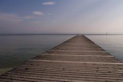 Bacino galleggiante Fotografie Stock Libere da Diritti