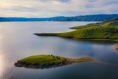 Bacino idrico del San Luis fotografie stock