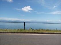 Bacino idrico di Udawalawa Fotografie Stock