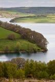 Bacino idrico in Exmoor Fotografia Stock Libera da Diritti
