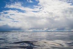 Bacino idrico Uljua Fotografia Stock