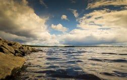 Bacino idrico Uljua Fotografia Stock Libera da Diritti