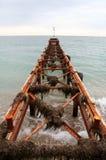 Bacino invaso sul Mar Nero Immagini Stock