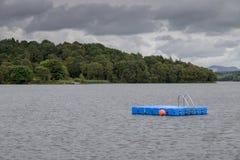 Bacino nel lago immagini stock libere da diritti