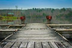Bacino solo del lago immagini stock libere da diritti