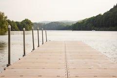 Bacino sul fiume Connecticut Fotografia Stock