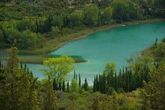Bacinska lakes 03 Royalty Free Stock Photography