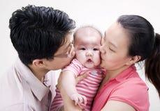 Bacio fotografie stock libere da diritti