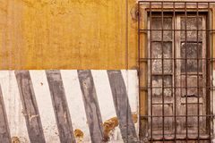 Back Alley Rome Stock Photography
