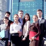 back background business focus isolated man placed portrait selective team white Στοκ εικόνα με δικαίωμα ελεύθερης χρήσης