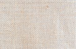 Back brown Fabric canvas texture background with blank space for. Text design. Clean yellow beige Hessian sackcloth wool pleat woven concept cream sack pattern royalty free stock photography