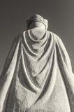 The Back of Buddha - Sepia Stock Photo