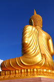 Back Of Buddha Statue Stock Images