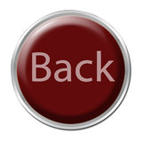 Back Button Stock Image