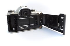 Back Camera SLR Stock Photo