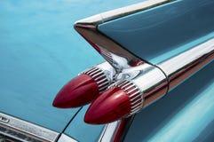 back car vintage Στοκ Εικόνες