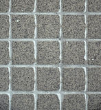 Back of ceramic  tiles Royalty Free Stock Photo