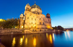 The back of the Dom in Berlin Royalty Free Stock Image