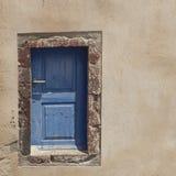 Back door. Royalty Free Stock Image
