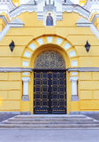 Back door of St Vladimir Cathedral Stock Photography