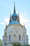 Back elevation of Our Lady of Vladimir Church in the village of Bykovo Royalty Free Stock Images