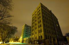 Back end of National University in Kharkov Stock Image