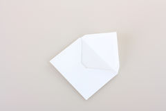 Back of envelope Royalty Free Stock Images