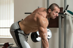 Back Exercise Royalty Free Stock Images