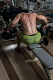 Back Exercise Stock Photography
