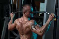 Back Exercise Royalty Free Stock Image