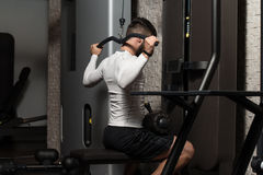 Back Exercise Stock Images