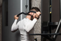 Back Exercise Royalty Free Stock Photos