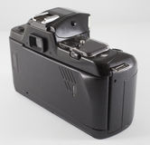 Back of a film camera Stock Image