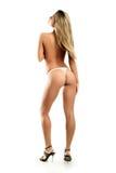 Back girl Stock Photos