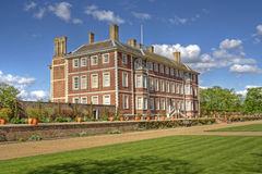 Back of Ham house Stock Photography