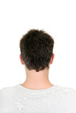 Back of the head Stock Image
