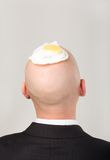 Back of head Royalty Free Stock Photos