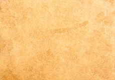 Back of Leather texture made from cow skin Stock Images